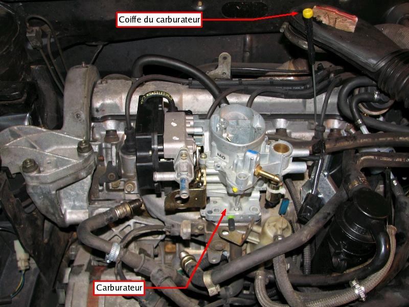 tuto  fonctionnement et r u00e9glage carburateur solex 34