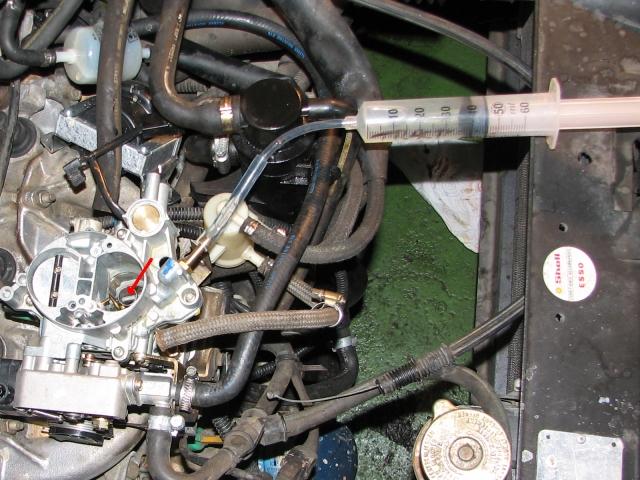[TUTO] Fonctionnement et réglage carburateur solex 34-34 Z 1 T_reglage_VIII_test_des_flotteurs