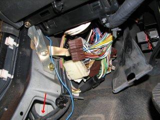 [TUTO] Installer un lève vitre séquentiel (conducteur) T_img_1351_connecteurs_pied_porte_gauche